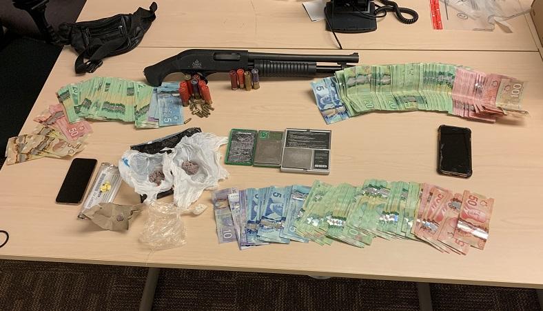 Kingston police's drug enforcement unit seizes $29,000 of drugs, firearms, cash