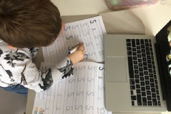 virtual online learning young students elementary toronto ontario
