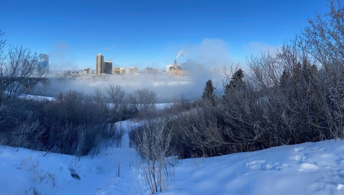 The Feb. 24 Your Saskatchewan photo of the day was taken by Chris Greenman in Saskatoon.