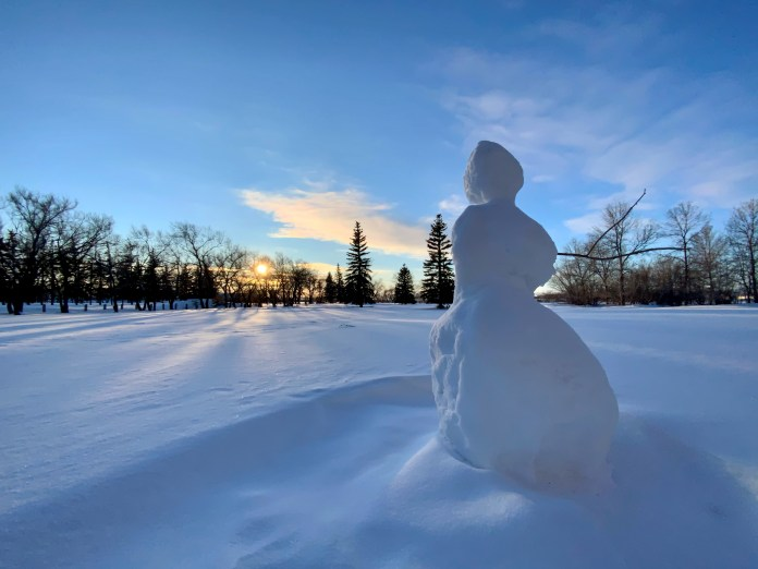 The Your Saskatchewan photo of the day for Feb. 13 was taken by Jinhong Chen in Saskatoon.