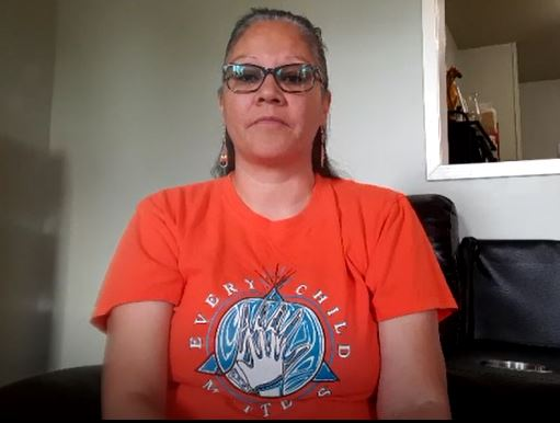 Candi Toto attended three different Saskatchewan residential schools in the 1980s.