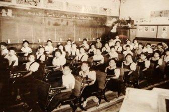 residential school canadian press
