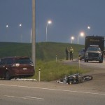 Motorcyclist dead after being struck by vehicle on Calgary's Deerfoot Trail - Calgary | Globalnews.ca 💥😭😭💥