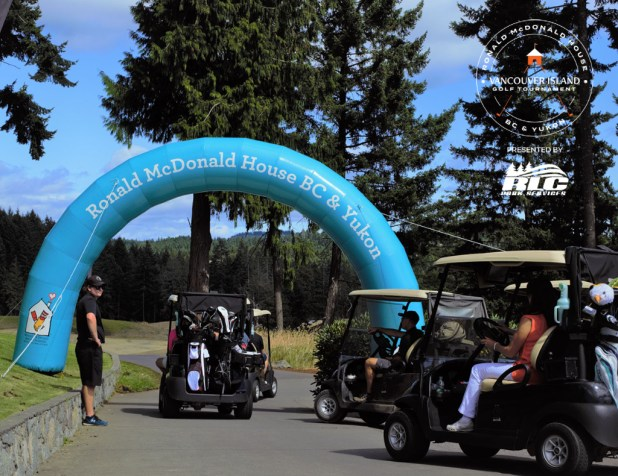 Global BC sponsors Ronald McDonald House BC: Vancouver Island Golf Tournament – BC