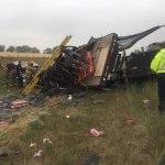 1 dead, 3 injured after crash on Highway 22X near Calgary - Calgary | Globalnews.ca 💥😭😭💥