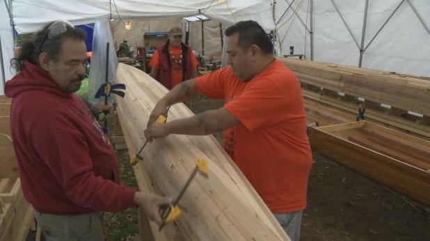 Hope, B.C. man making waves building racing canoes – BC