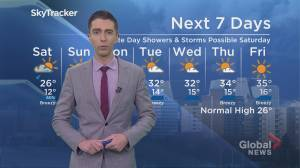 August 3 SkyTracker Weather