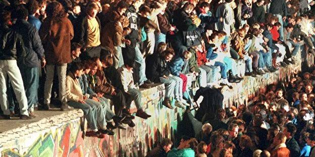 Germany sets to mark 30th anniversary of fall of Berlin wall