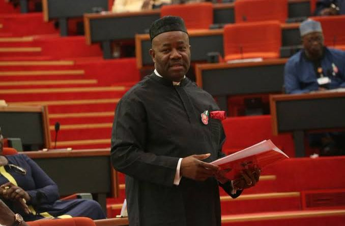 NDDC Probe: Akpabio Fires Back, Lists Senators, House Members Awarded NDDC Contracts