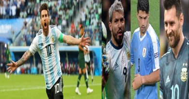 Watch Argentina vs Uruguay Live Streaming