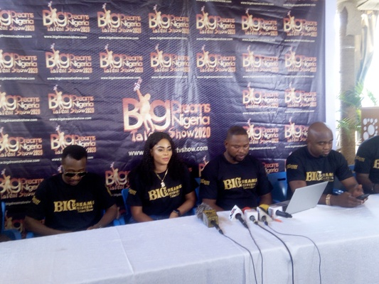 How to Register for Big Dreams Nigeria Talent Hunt and Requirements