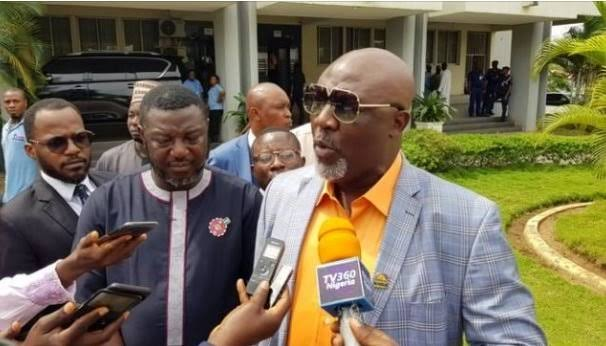 'I was told by the last caller that 5G is bigger than Presidents of nations - Sen. Dino Melaye