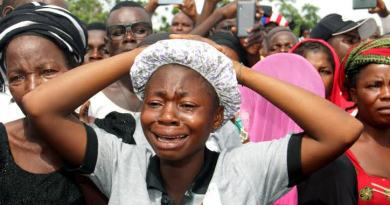 Nigerians allegedly reacts to Hate Speech Death Penalty