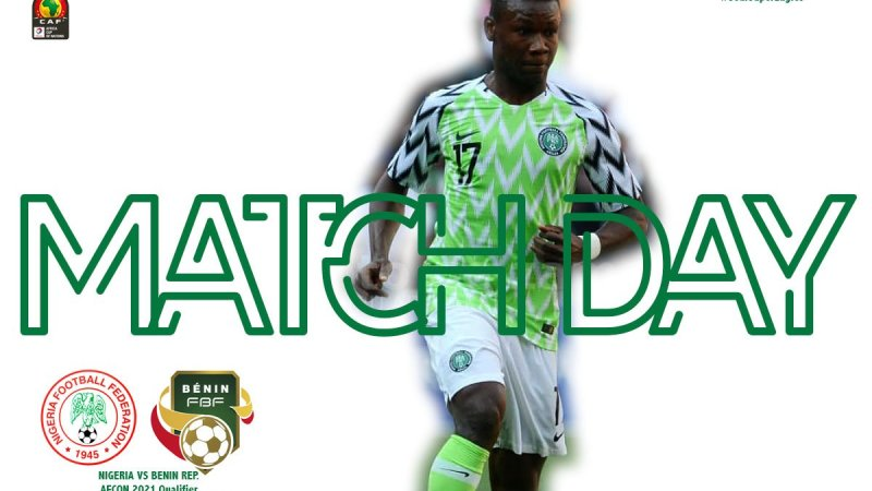 How To Watch Nigeria vs Benin Live Streaming