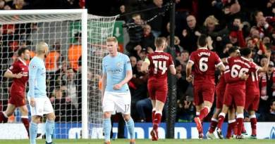 Liverpool 3-1 Manchester City: The way we played was incredible, I'm so proud of my players - Pep as Fans reacts