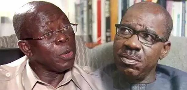 Obaseki vs Oshiomhole: Gov. Obaseki reveals Adams plan that leads to his suspension as APC chairman