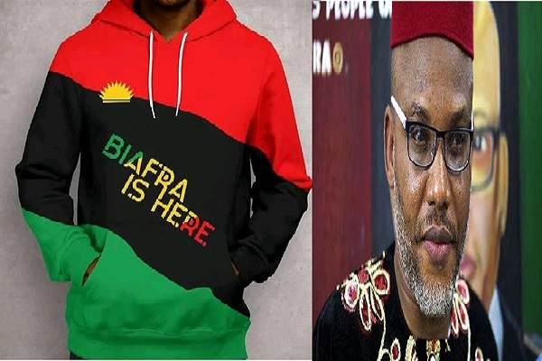 Just In: Nnamdi Kanu Sets to Unveil Biafra's Wears for the Push of Biafra Independence