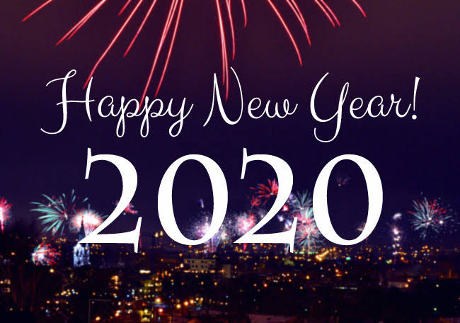 Happy New Year 2020 Wishes, Greetings, Quotes, Text Message and Pictures For Love Ones