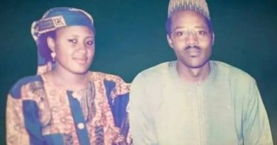 President Buhari Celebrates 30th Wedding Anniversary With Aisha (Video)