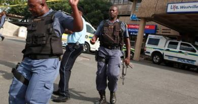 BREAKING: South African Policeman, Austin Reynold Sentenced To 30 Years For Killing Nigerian