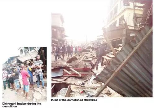 Onitsha is boiling again in Tears and Lamentation