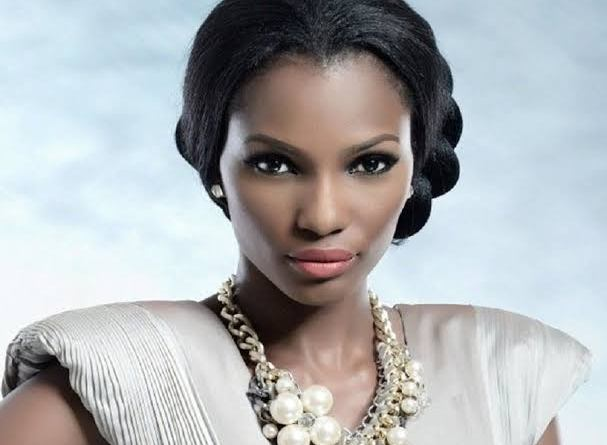 Agbani Darego Shares Mind Blowing Photos on Instagram