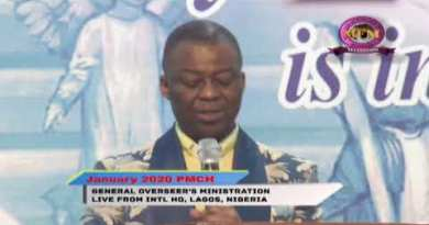 MFM Prayer City: Power Must Change Hands Live Stream