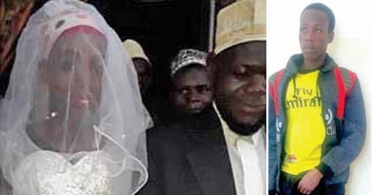 Ugandan Imam Arrested after discovering his new wife is actually a man (Photos)