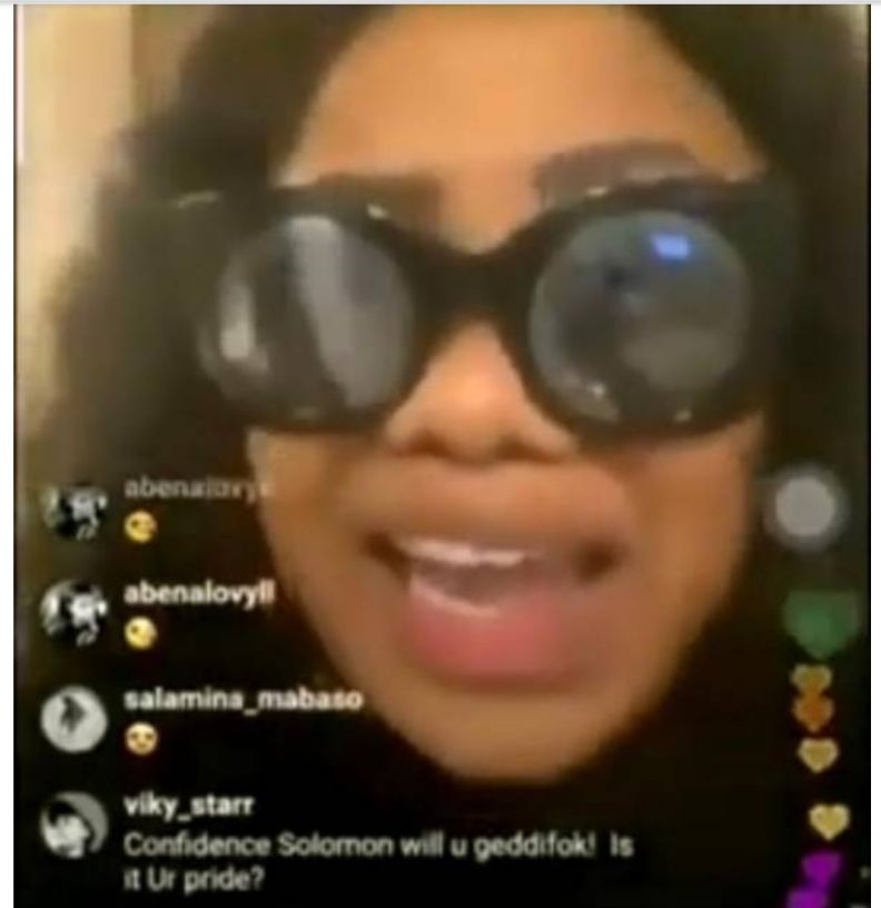 Tacha Blows Hot On Receptionist Who Invades Her Privacy In Her Hotel Room (Video)