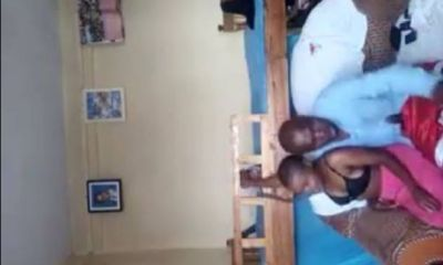 Class Teacher Caught Going Down With A Female Student (Video)