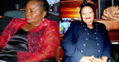 Nollywood Actress Patience Oseni Is Dead