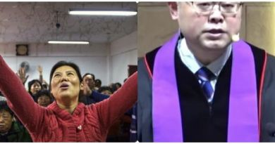 All Chinese Christians holds fasting and prayer for Pastor Wang, who was sentenced to 9 years in prison for preaching the gospel in China