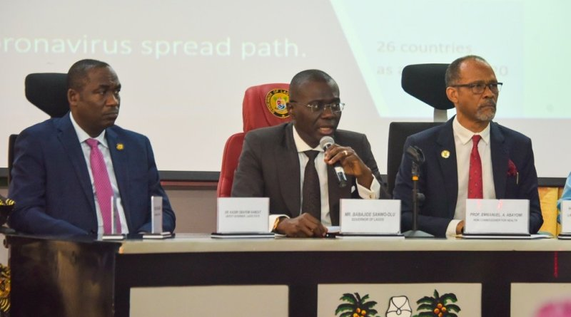 Lagos working with FG on Schools reopening and easing lockdown