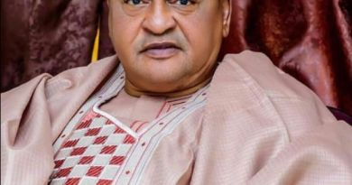 Jide Kosoko Reveals Bitter Truth About His Wife's Death