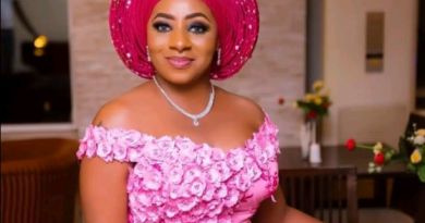 Meet Yoruba Actress, Mide Martins Who Celebrated Her 41st Birthday On April, 12th, 2020