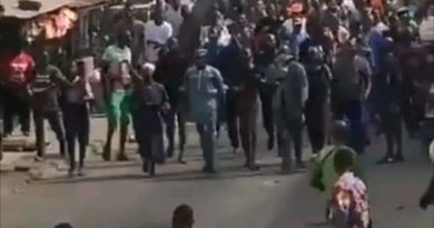Pandemonium In Ikotun As Police Disrupt Candlelight Procession By One Million Boy