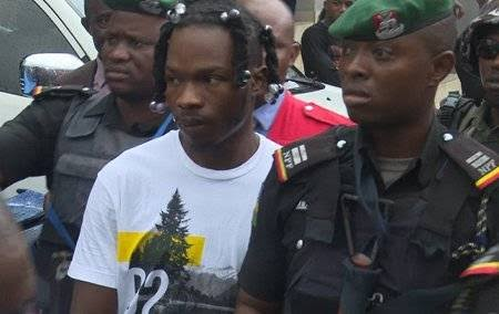 BREAKING: Naira Marley Finally Get Arrested Over Night Party With Jenifa