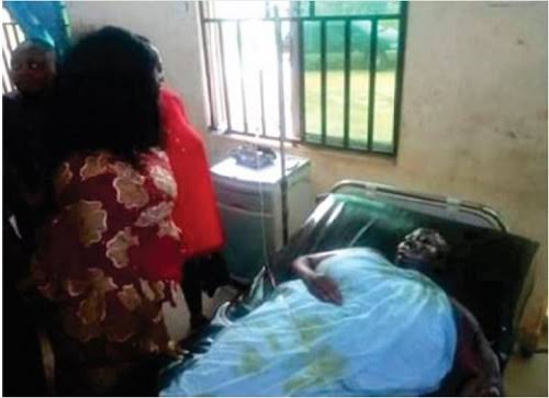 Father Throws Acid On Daughter's Face For Refusing To S!eep With Him In River State