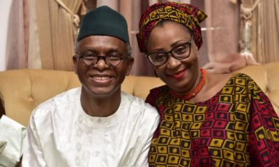 I'm married to a governor I'm not a part of government, I swore no oath - Hadiza El-Rufai