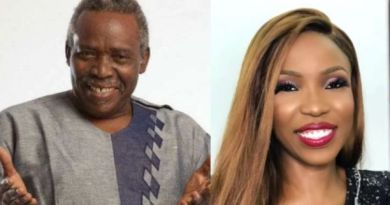 Nollywood actress, Lala Akindoju reveals that Olu Jacobs is not dead