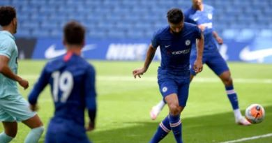 Watch full highlights as Chelsea thrash QPR 7-1 in friendly at Stamford Bridge
