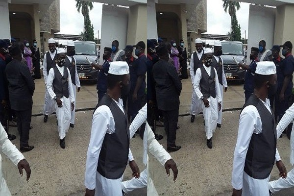 BREAKING: Ajimobi finally laid to rest in Oyo State
