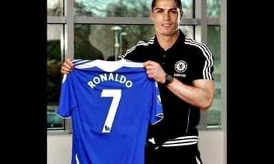 Transfer News: Cristiano Ronaldo Agrees To Join Chelsea With Conditions As Shirt Number Leaked