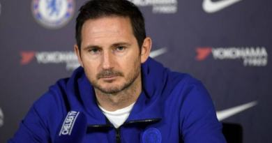 Frank Lampard releases Chelsea's 21-man squad for Champions League
