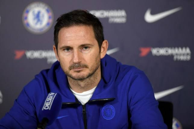 Chelsea boss, Frank Lampard named his team captain ahead of Brighton EPL tie