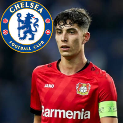 Kai Havertz tells Bayer Leverkusen he wants to leave and join Chelsea