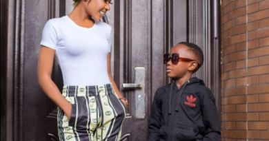 It wasn't the first time my son sees my n@kedness - Alade Brown reveals