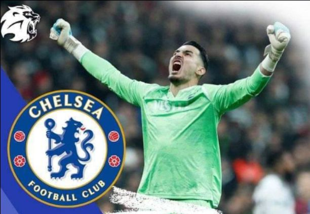 Done Deal: Chelsea Completes Signing of Ugurcan Cakir from Trabzonspor