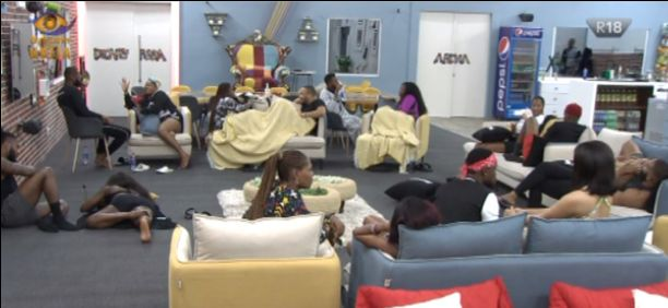 #BBNaija2020Lockdown: BBNaija Housemates, Nengi exposes relationship saga with Kiddwaya, Laycon, Erica and others