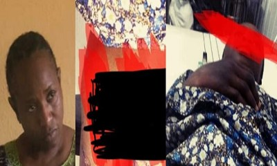 Touching life story of Princess as Deaconess subjected her to series of brutal and torture (photo)